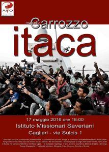 Cagliari-Itaca mostra 17 maggio lr