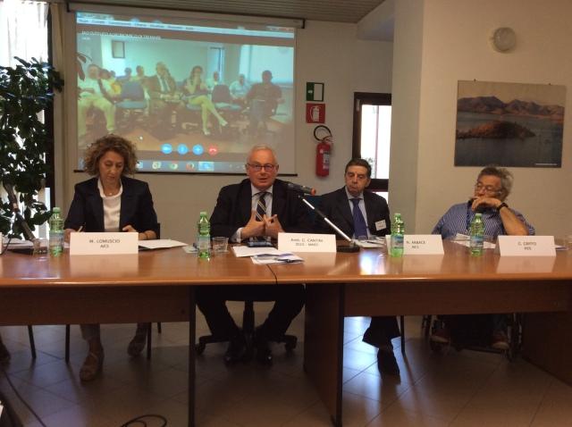 MAECI Conferenza a Firenze 4 luglio 0